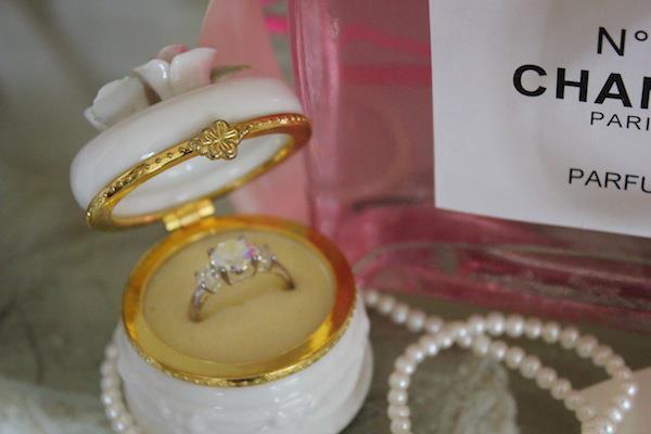 coco chanel bridal shower