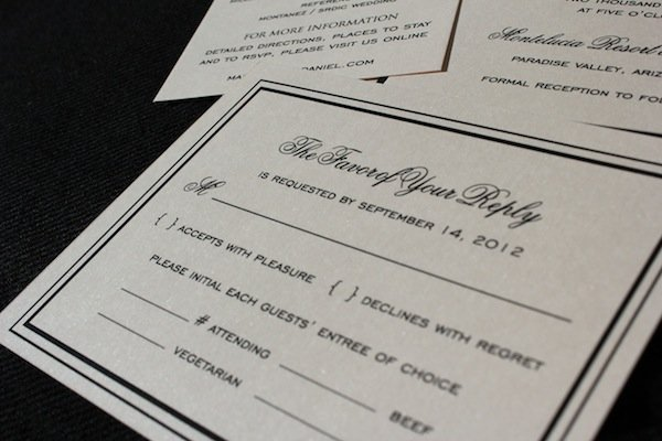 custom wedding invitations the event essentials