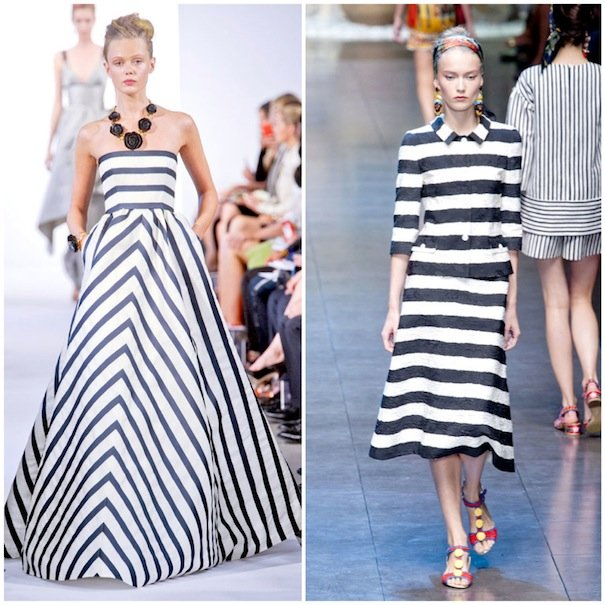 spring 2013 fashion trends stripes