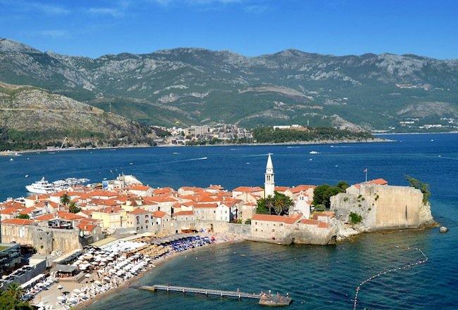 budva montenegro travel
