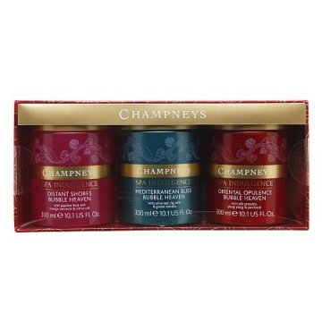 Champneys holiday gift set giveaway