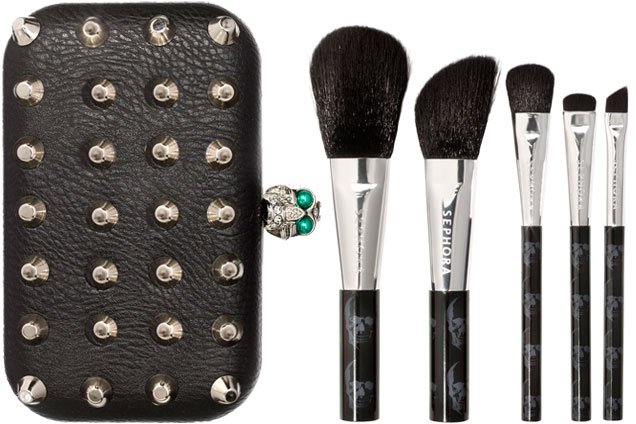 free sephora collection drop dead gorgeous brush set