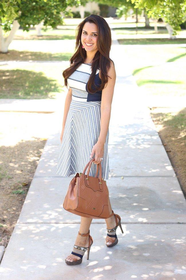 nydj stacy dress