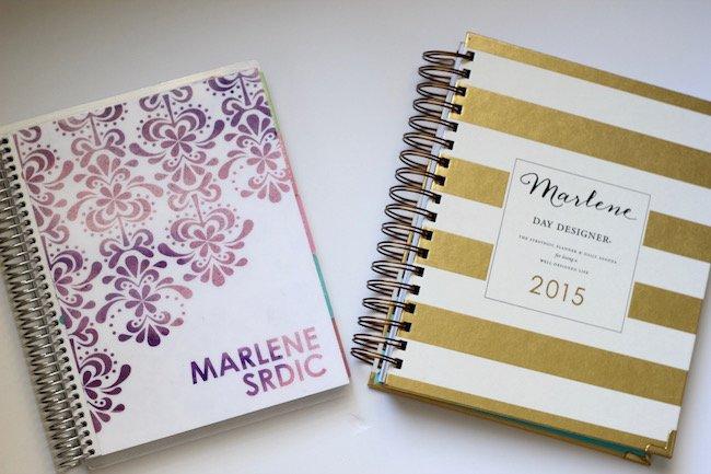 day designer vs. life planner