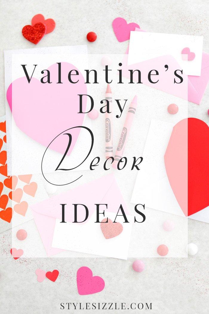 valentines day decor ideas
