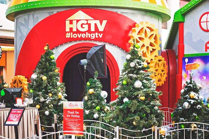 scottsdale HGTV SantaHQ