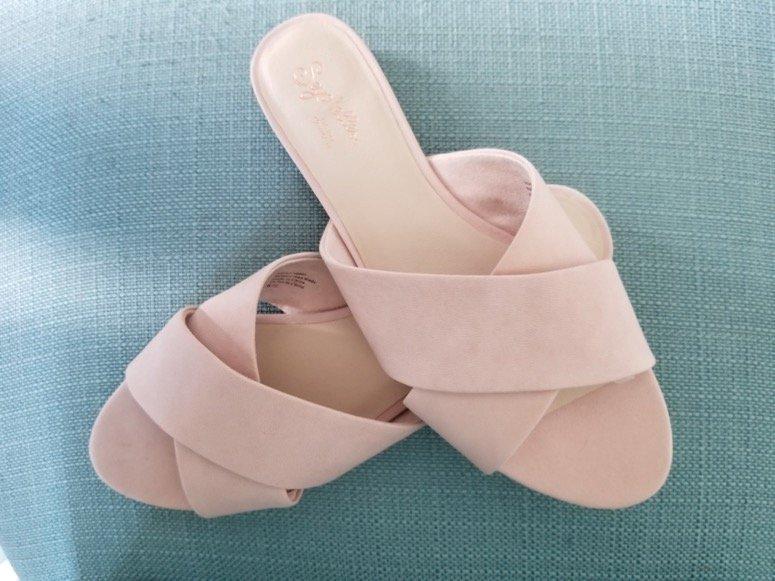seychelles continental slide sandal