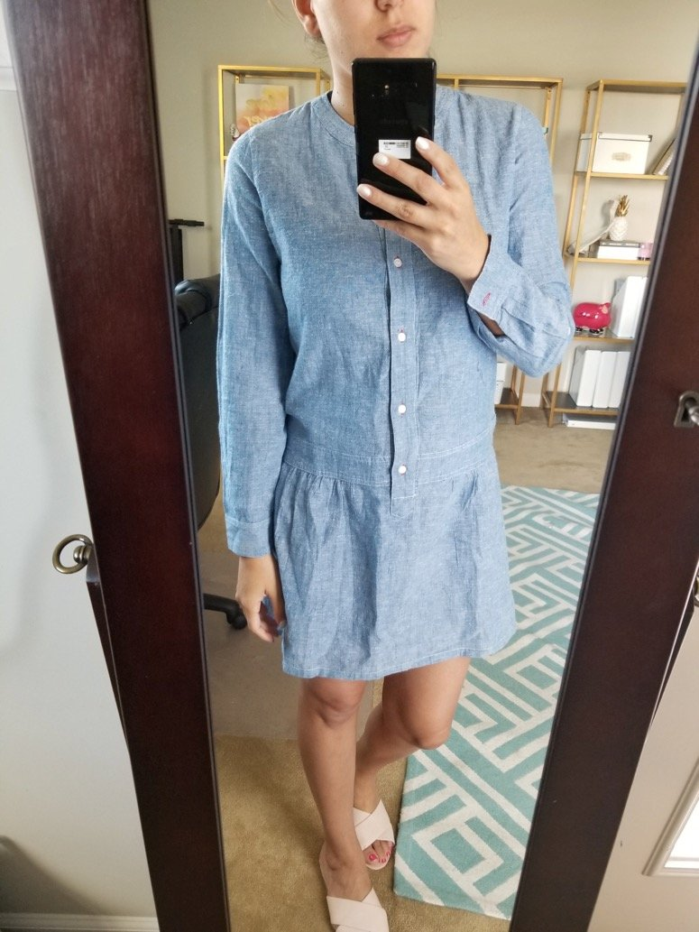 Joie Amiri Dress Trunk Club review