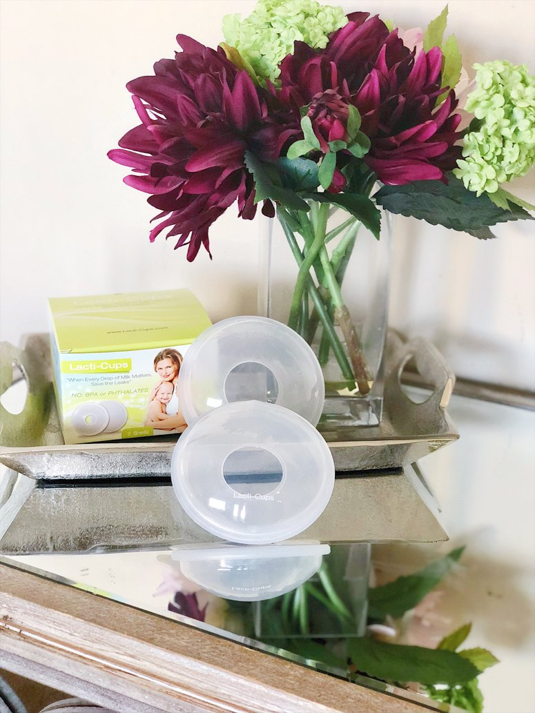 Lacti-Cups review, the easiest way to save breastmilk ever!