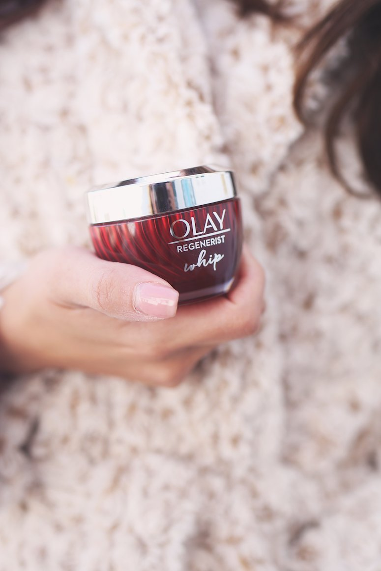 olay whips review for winter skincare