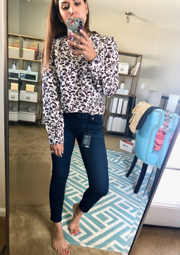 Trunk Club October Haul Paige Jeans