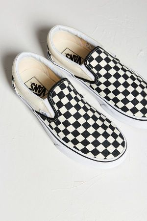 Checker vans womens