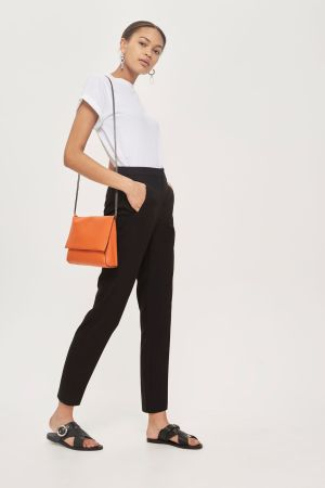 Topshop black trousers