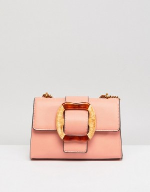 asos buckle bag