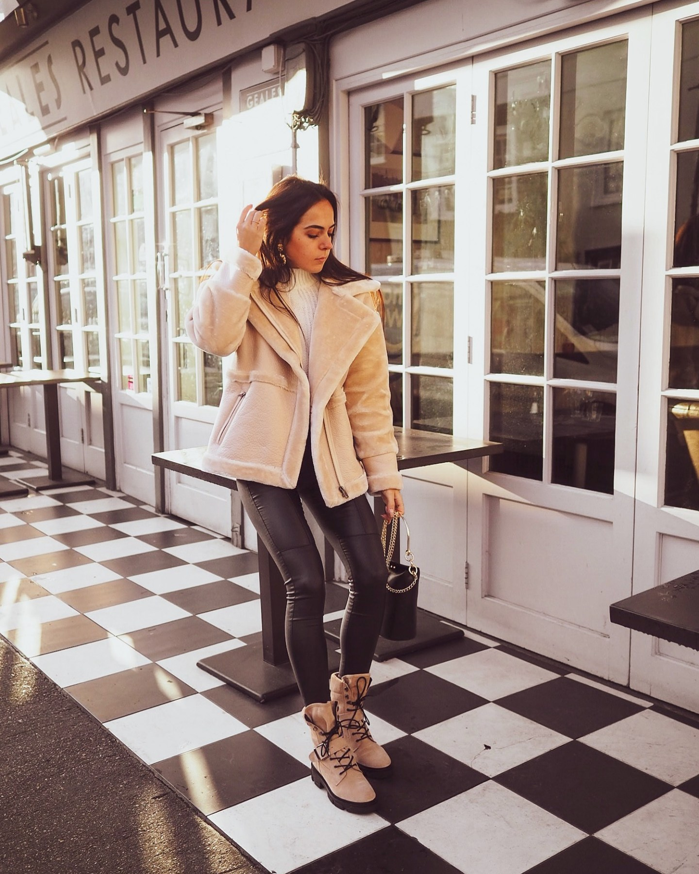 A 'COSY UP' STYLE EDIT