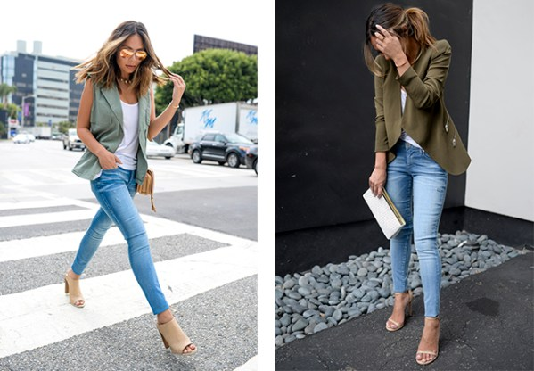 How to Style Denim From Day to Night - Life With Me