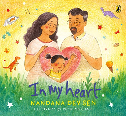 In my heart by Nandana Dev Sen