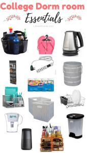 college dorm room essentials every fresher needs