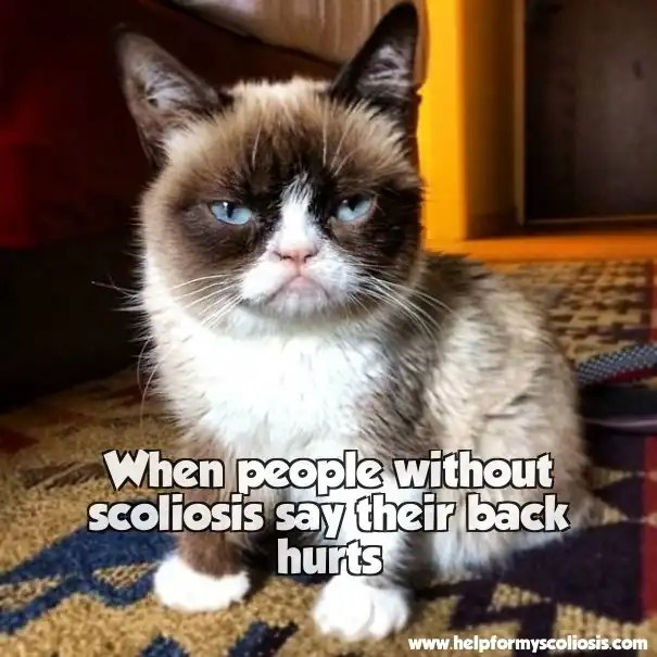 scoliosis-quote-funny-pain