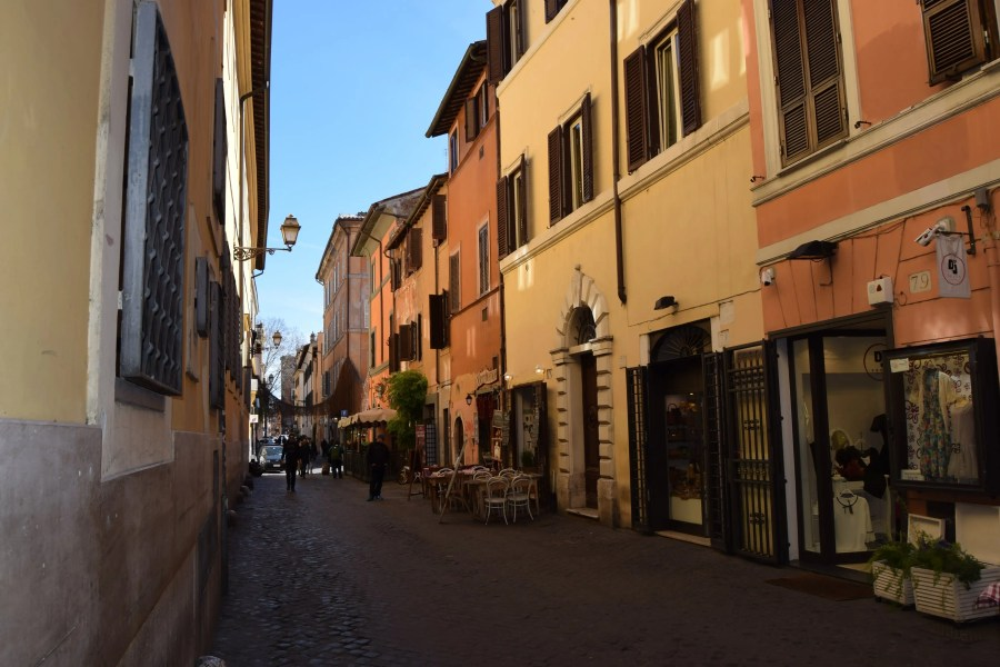 3 Days in Rome - Trastevere