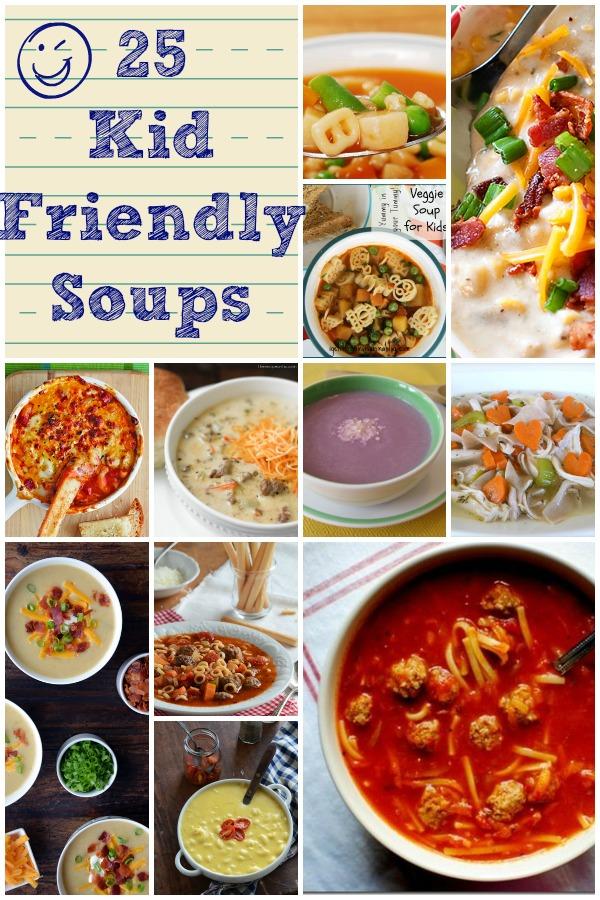 25 kid friendly soups kid friendly soups forumfinder Gallery