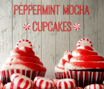Peppermint Mocha Cupcakes#shop #loveyourcup  #cbias