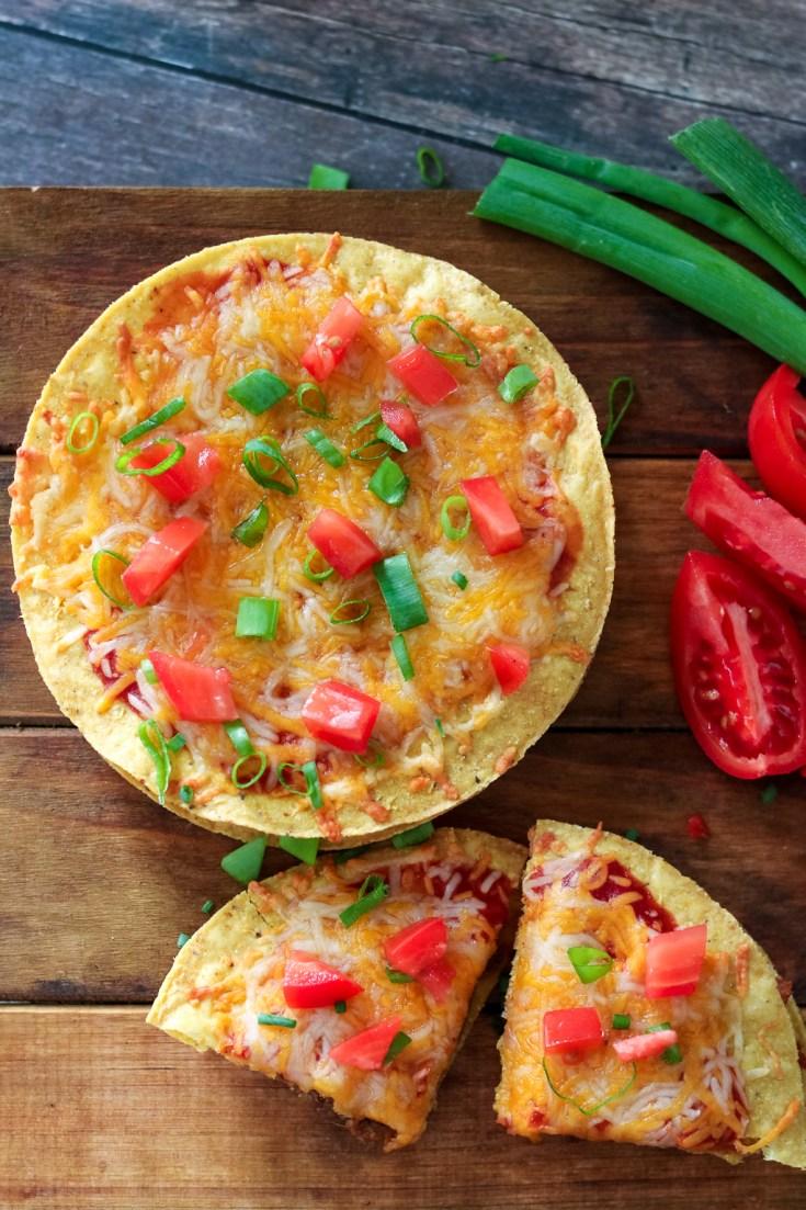 Copycat Tacobell Mexican Pizza Skip The Drive Thru