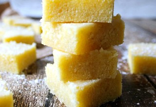 Lemon Brownies are the absolute BEST dessert. Perfect lemony flavor and a glaze to die for, these are my favorite easy dessert!