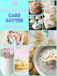 30 Spectacular Cake Batter Desserts