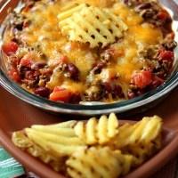 Chili Cheese Fry Dip