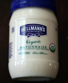 Hellmanns Organic