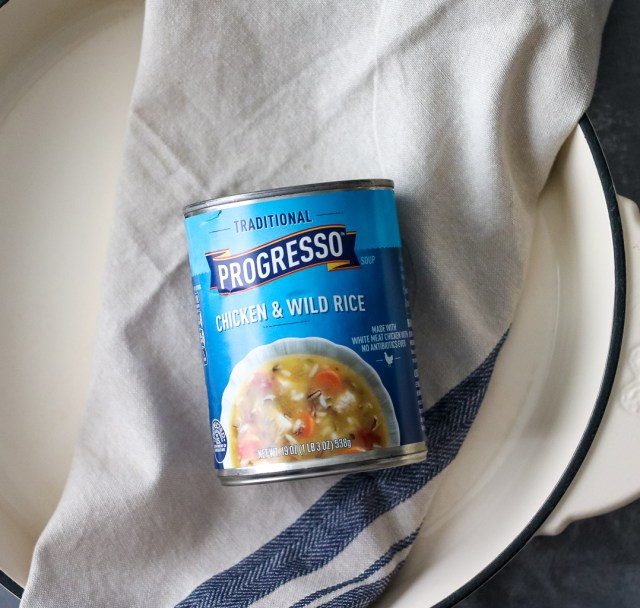 Progresso Chicken and Wild Rice (1 of 1)