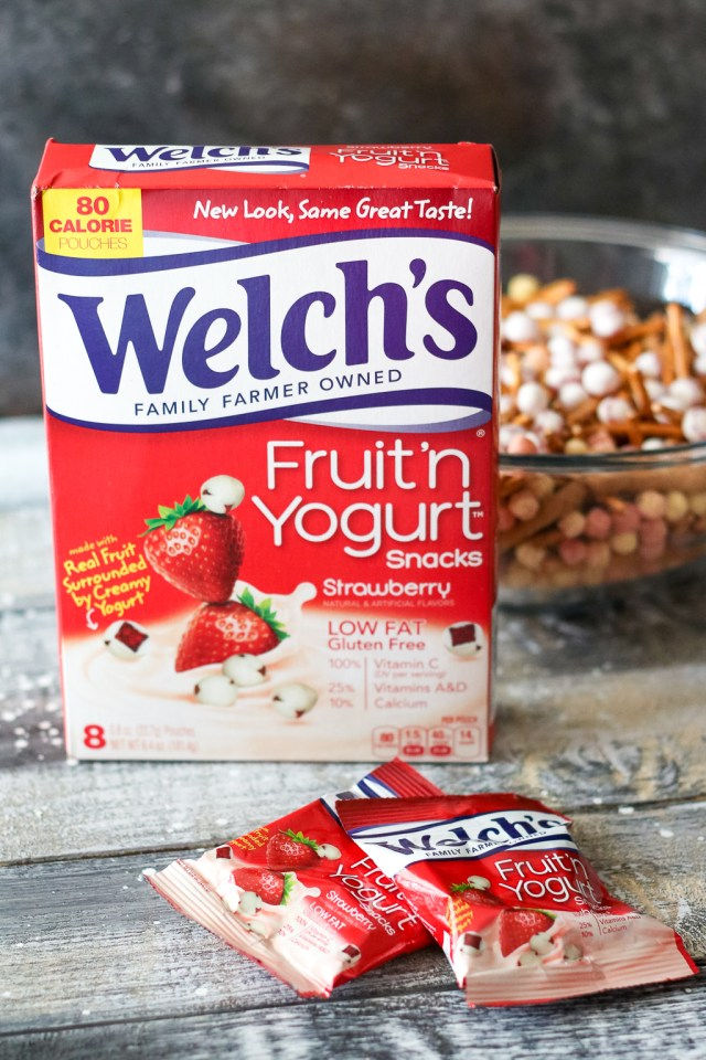 Welchs Fruit' n Yogurt (1 of 1)