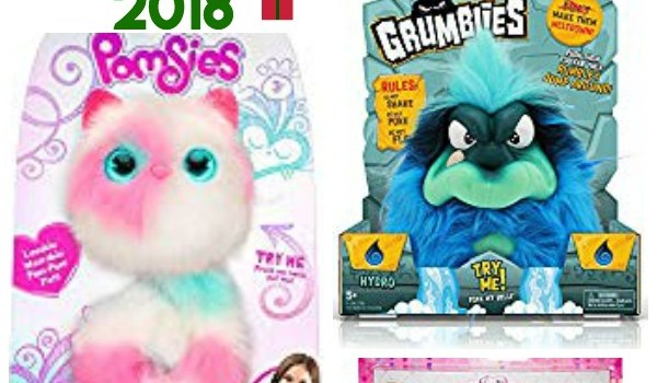 The Hottest Christmas Toys 2018