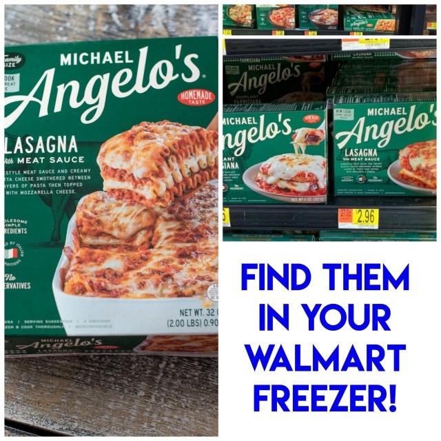 Walmart Michael Angelos