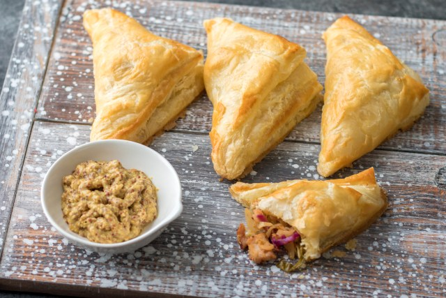 Mini Pork and Cabbage Pies-3