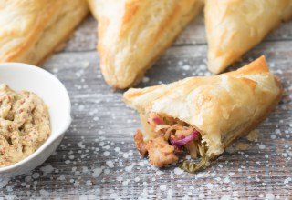 Mini Pork and Cabbage Pies-4