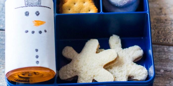 Snowy Lunchbox
