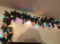 Because we don't have room in our apartment for a big tree,