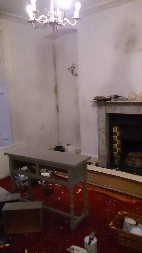 Early Stage Renovation