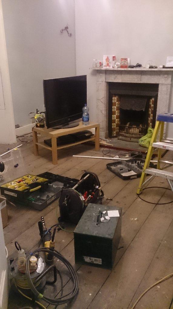 Living Room Chaos