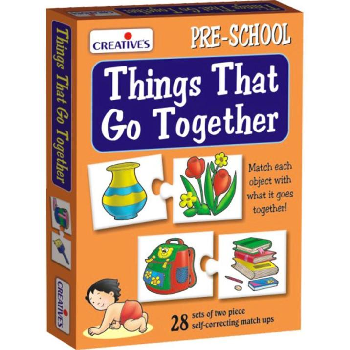 Things That Go Together Puzzles