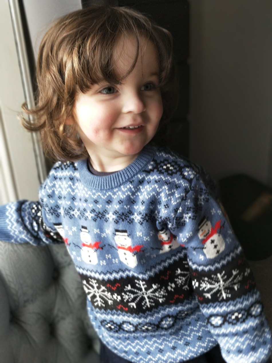 Next Snowmen Jumpers