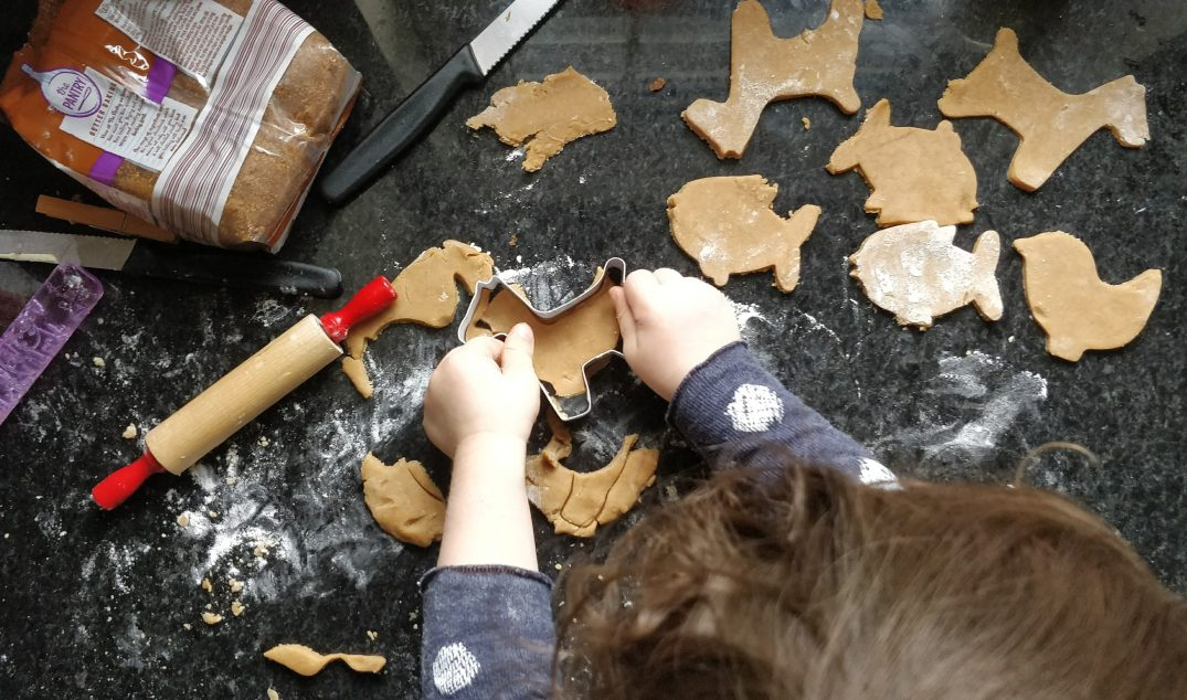 Sugar Cookies for Baking With Your Toddler