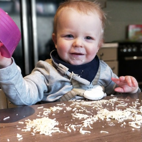 Cooking With Your Toddler Life With Tiny Humans