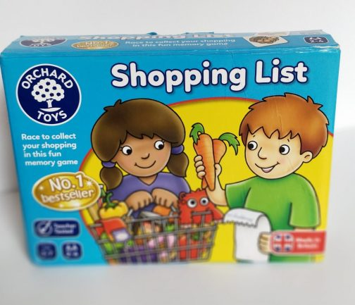 Shopping List Orchard Toys
