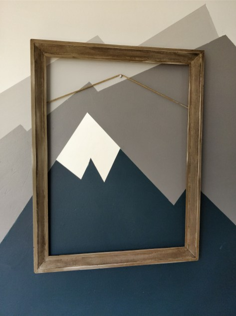 DIY Retro Photo Holder