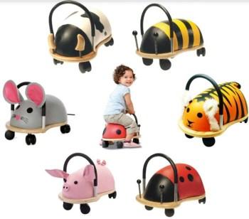 Wheely Bugs
