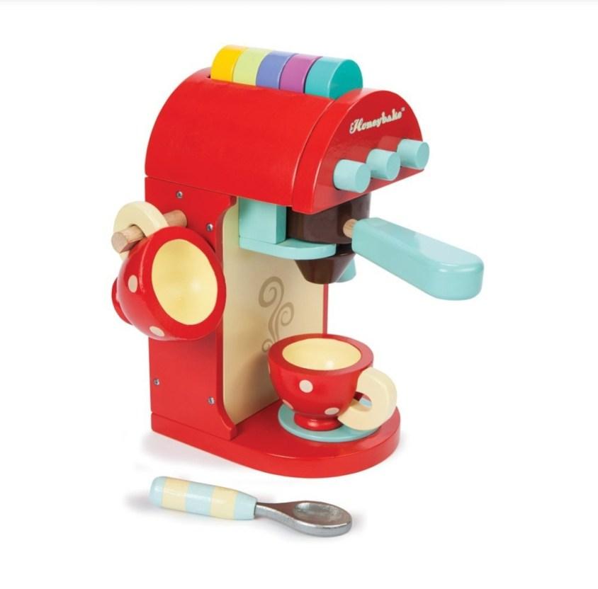 Le Toy Van Coffee Machine