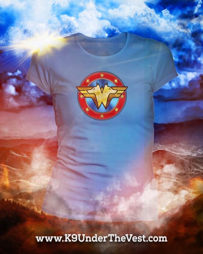 Wonder Dog shirt V2